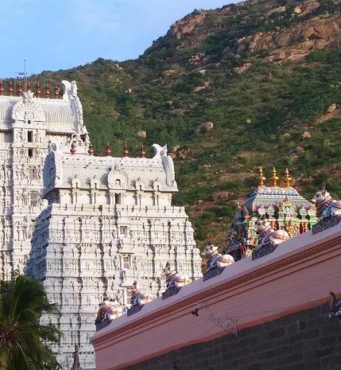 arunachaleshwara temple in south india