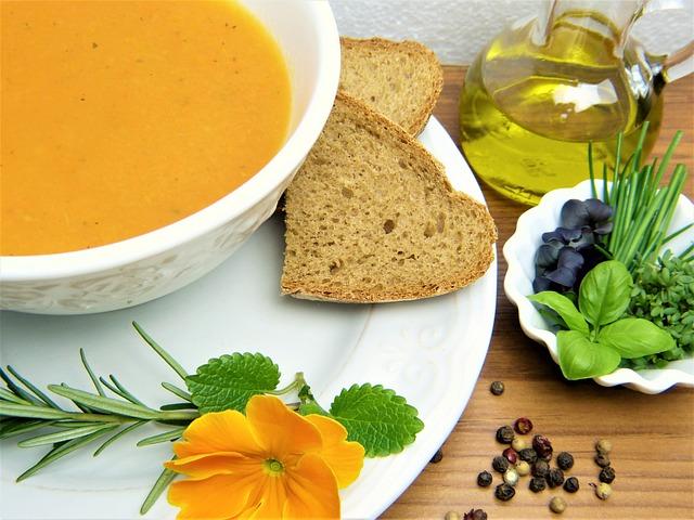 sattvic soup